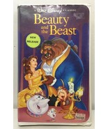 Beauty and the Beast (VHS, 1992) - $74.25