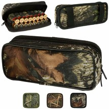 BronzeDog Waterproof Nylon Ammo Pouch Cartridge Belt Holder 12 16 Gauge ... - $13.85+