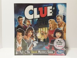 Hasbro Clue The Classic Mystery Game A5826 NEW - SEALED - $20.82