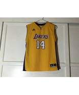 Los Angeles Lakers Brandon Ingram # 14 Basketball Jersey Gold Youth Size... - $18.00
