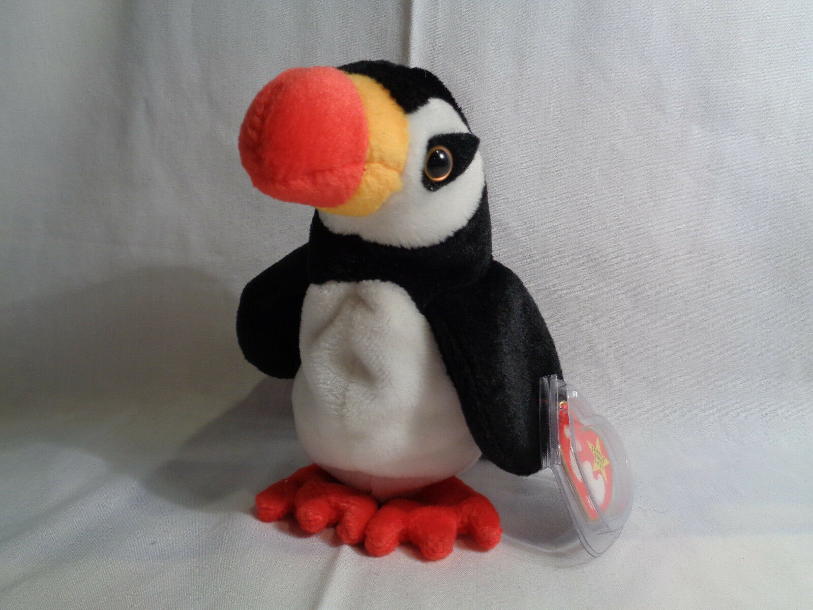 1997 Ty Beanie Baby Puffer with Tags & Tag Protector