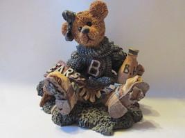 "Boyds Bears and Friends Figurine ""Bailey...The Cheerleader"", 1995 - $9.99"