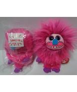 TY Frizzys Collection Beanie ZeeZee NWT May Birthday Pink - $10.99