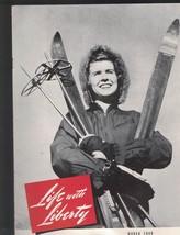 Life With Liberty Magazine Liberty Mutual Insurance Co Lot of 7 1940s - $19.17