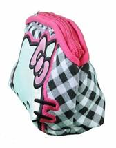 Hello Kitty Sanrio Percalle Fiocco Cosmetico Custodia Trucco Sacchetto Borsa New image 2