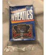 Troy Aikman Wheaties *Super Replays* Cereal Box *Box Has Damage - $7.69