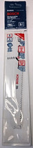 "Bosch RHN96 9"" x 6 TPI Heavy For Wood With Nails Reciprocating Saw Blade... - $14.60"
