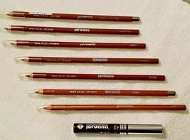 Jordana Makeup Lip Liner and Gloss Set - 7 Full Sticks + 1 Sheer Gloss Brownie - $20.36