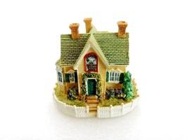 Liberty Falls Village, 1998 Revrend Muir's Cottage AH157, Americana Coll... - $7.79