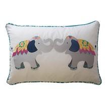WAVERLY Kids Bollywood Decorative Pillow, 12 x 18, Multicolor - $259,03 MXN