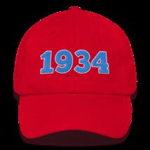 Lions hat / 1934 hat / gift hat / lions Cotton Cap image 6