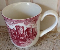 New Johnson Bros Langland Castle Coffee Mug Made in England - $18.99