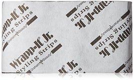 Graham Professional Beauty Wrapp-It Jr Styling Strips, Black image 5
