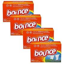 Bounce Fabric Softener Sheets, Outdoor Fresh, 160 Count (Pack of 4) - $69.00
