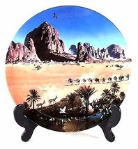 Wedgwood The Wonders of Nature Ships of the Desert Camel Plate CP1206 - $38.44