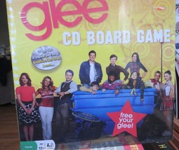 GLEE! CD BOARD GAME NEW IN FACTORY SHRINK WRAP! - $9.00