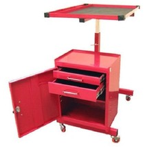 Mechanic Tool Table Creeper Case Cabinet Tray Chest Bench Box Car Cart S... - $215.81