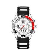 Men Sports Watches Waterproof Mens Military Digital Quartz Watch Alarm S... - $33.43