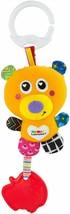 LAMAZE L27527 Basha The Bear Pushchair & Pram Toys, Multicoloured - $8.37