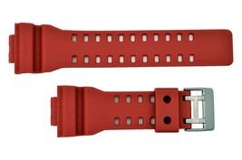 Genuine Resin Rubber Watch band Strap for Casio G-Shock GA-110 GA-120 GA-200  - $15.75