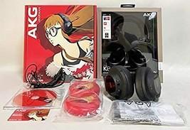 Persona 5 AKG K845BT Wireless Headphone Black P5 Sakura Futaba Edition Used - $501.75