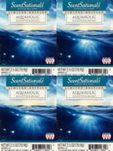 ScentSationals Aquaholic Wax Cubes - 4-Pack - $24.45