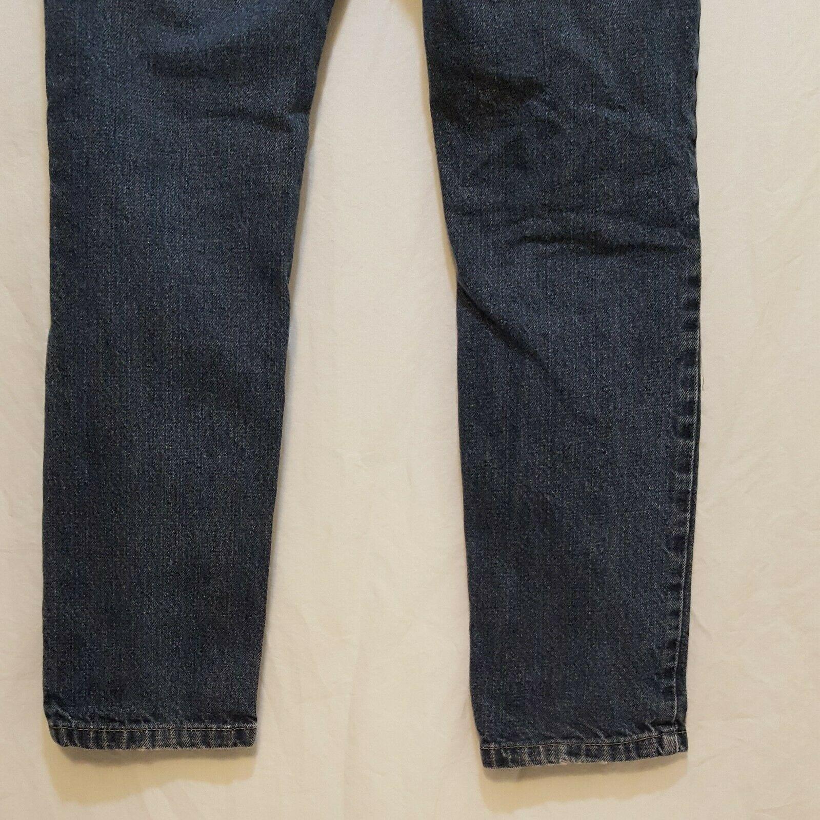 Blue Jeans Denim Boys Size 8 Slim Straight Falls Creek image 3