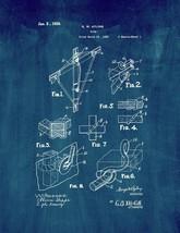 Kite Patent Print - Midnight Blue - $7.95+