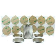 12-pack Premium Disc Magnets, Super Strong, for Fridge, Refrigerator, Sc... - $21.57