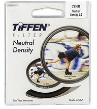 Tiffen 77mm 12x (1.2) Neutral Density Glass Filter #77ND12 - $42.91