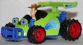Toy Story Little People Disney Woody RC Race Ca... - $15.99