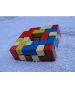 Vintage Soviet Russian Ussr Snake Puzzle Rare Brain Teaser Logic Game - $26.07