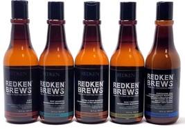 Redken Brews 5 Shampoo 10 fl oz each - $69.99