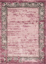 United Weavers Weathered Treasures Relic Mauve Accent Rug 1'10'' x 3' - $29.00