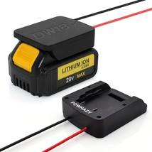 Power Wheels Battery Adapter For Dewalt 20V Battery Adapter Dewalt Doc - $22.99