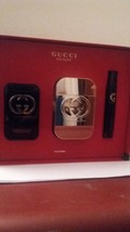 Gucci Guilty Pour Femme Perfume Spray 3 Pcs Gift Set image 2