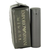 Giorgio Armani Emporio Armani 3.4 Oz Eau De Toilette Spray - $99.97