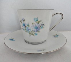 Winterling Tivoli Smooth Edge Fine Porcelain Cup and Saucer - $11.99