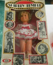 "Vintage Shirley Temple Doll in Original Box 1973 Ideal Toys #1125 - 16"" - $74.25"
