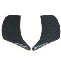 Black Tank Traction Pad Side Fuel Gas Grip Decal For YAMAHA 2006-2015 FZ-1N/S - $14.84