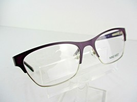Nine West NW 1072 (515) Purple 52 x 17 135 mm Eyeglass Frames - $51.96