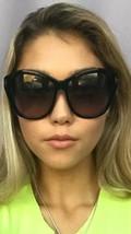 Tom Ford  Black Oversized 61mm Women's Sunglasses T1 - $189.99