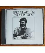 Eric Clapton ( Crossroads Disc 1 ) CD - $3.25