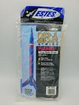 Estes Beta Series Wizard Flying Model Rocket Skill level 1 New - $12.19