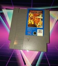 Nintendo NES Indiana Jones And The Temple Of Doom Cartridge Mindscape - $12.99