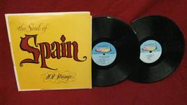 Original The Soul Of Spain 101 Strings Vinyl Record #22 - £18.16 GBP