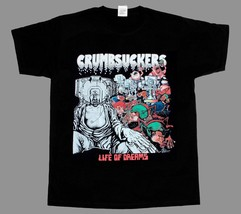 CRUMBSUCKERS - Life of Dreams -T-Shirt - Metal Hardcore Thrash NYHC Anthrax - $17.80+