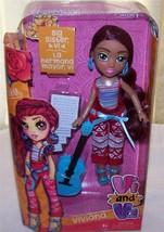 """Vi and Va VIVIANA Big Sister 9"""" Doll New - $14.50"""
