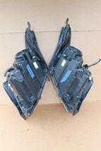 2010-15 Cadillac SRX Halogen Headlight Head Light Set LH & RH - POLISHED image 12