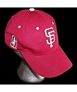 SF Giants Stanford University Night at AT&T Park Cardinal Red Baseball C... - $84.99